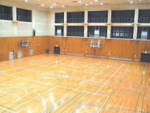 大蔵第2運動場体育館